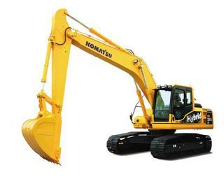 小松HB215LC-1M0挖掘机
