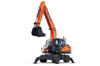 斗山 DX210W-5 挖掘机