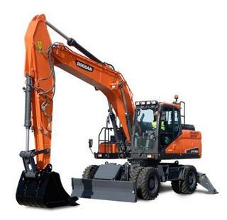 斗山 DX190W-5 挖掘机