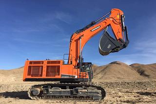 斗山 DX800LC-9C 挖掘机