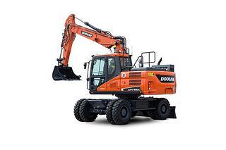 斗山 DX160W-5 挖掘机
