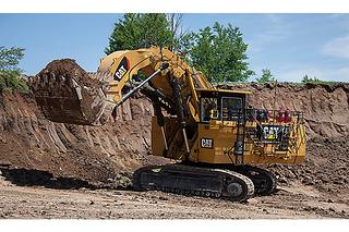 卡特彼勒 6040 FS 挖掘机