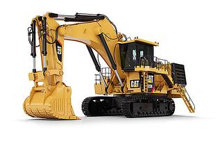 卡特彼勒 6020B 挖掘机
