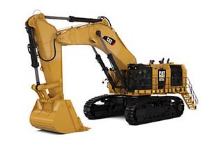 卡特彼勒 6015B 挖掘机