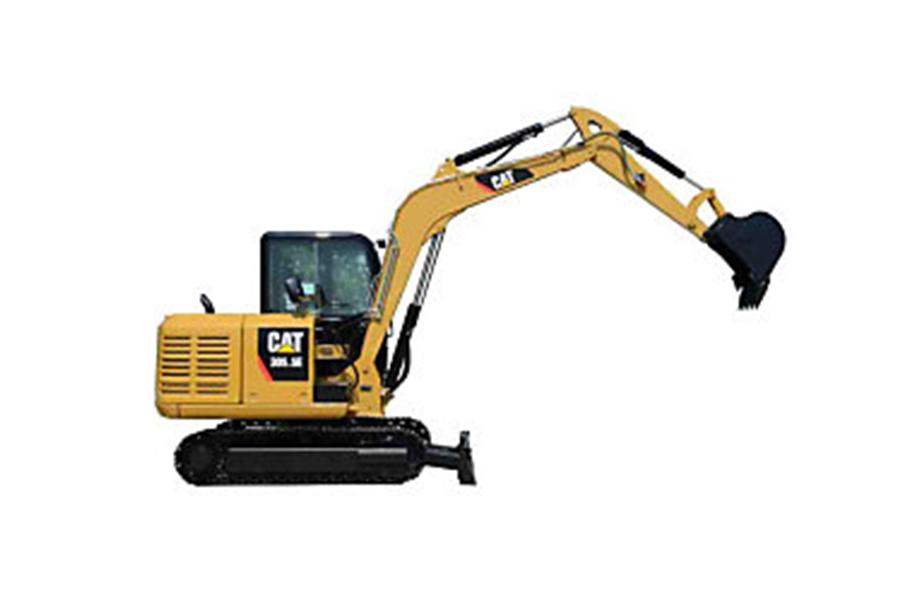 卡特彼勒305.5E液压挖掘机
