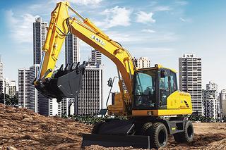 山重建机 MW156-9 挖掘机
