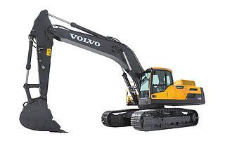 沃尔沃 EC350DL 挖掘机