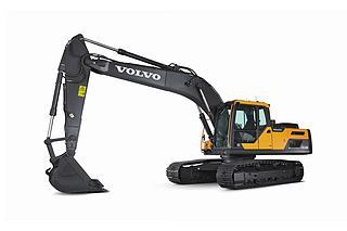 沃尔沃 EC210D 挖掘机