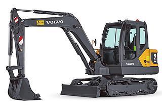 沃尔沃 EC55D 挖掘机