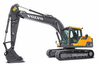 沃尔沃 EC170DL 挖掘机