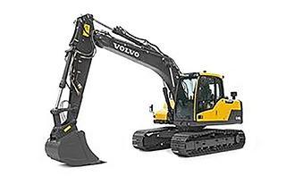 沃尔沃 EC120D 挖掘机