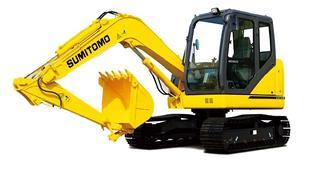 住友 SH80-6 挖掘机