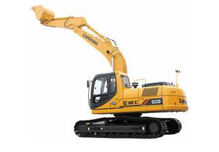 柳工 CLG922D 挖掘机图片