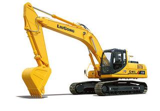 柳工 CLG925D 挖掘机