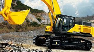 住友 SH700LHD-5B大土量 挖掘机图片