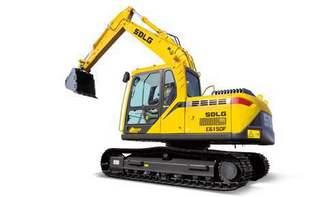 临工 E6150F 挖掘机