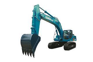 山河智能 SWE365E 挖掘机