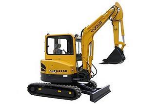 玉柴 YC35SR 挖掘机