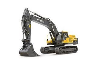 沃尔沃 EC480DL 挖掘机
