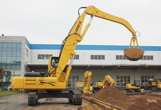 力士德 SH400.8 挖掘机