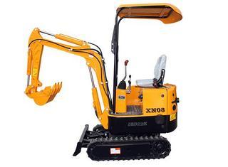 犀牛重工 XN08 挖掘机