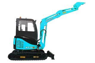南特机械 DT30U 挖掘机