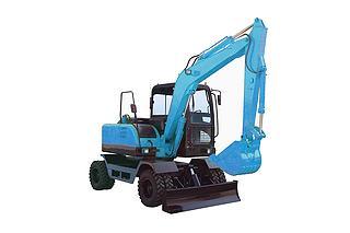 南特机械 DT65W 挖掘机