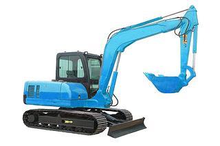 南特机械 DT60 挖掘机