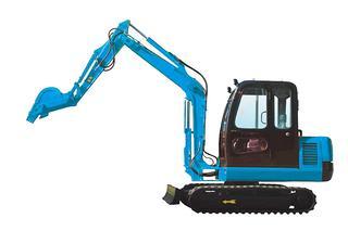南特机械 DT45 挖掘机