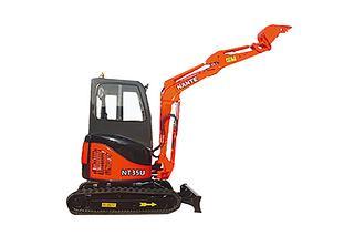 南特机械 NT30U 挖掘机