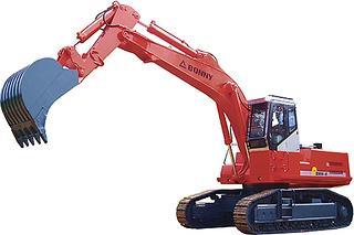 邦立重机 CE650-8 挖掘机