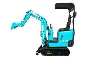 南特机械 DT08 挖掘机