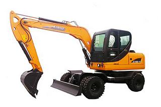 犀牛重工 XN80-9 挖掘机
