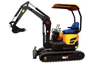 犀牛重工 XN16 挖掘机