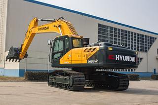 现代 305LVS 挖掘机