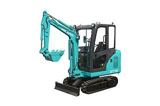 南特机械 DT20 挖掘机