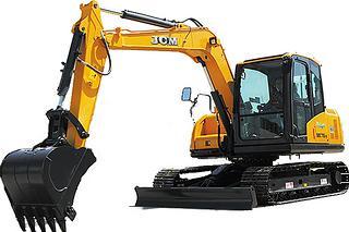 山重建机 MC76-9 挖掘机