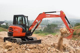 久保田 KX155-5 挖掘机
