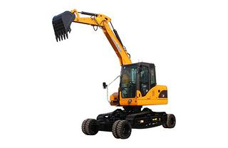 犀牛重工 X9轮式履带 挖掘机