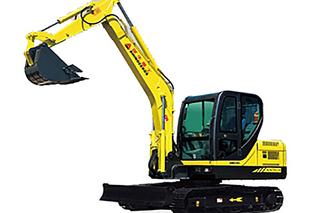 犀牛重工XN75-9挖掘机