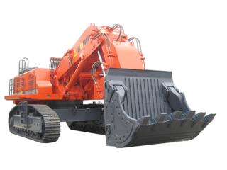 邦立重机CE750-8反铲挖掘机