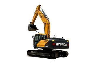 现代 275LVS 挖掘机