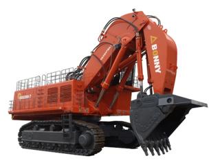 邦立重机CE2200-7反铲挖掘机