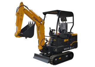玉柴 YC15-8 挖掘机