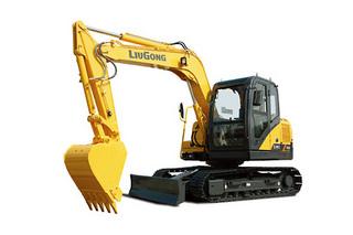 柳工 CLG908D 挖掘机