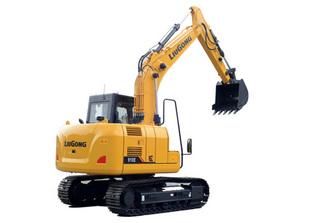 柳工 CLG910E 挖掘机