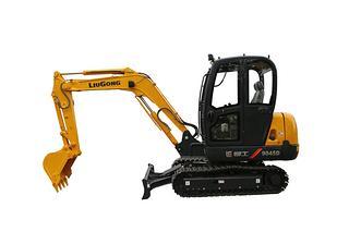 柳工 CLG9045D 挖掘机