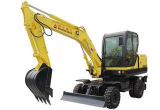 犀牛重工 两驱 挖掘机