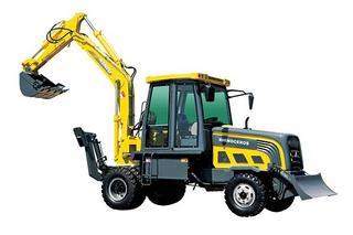 犀牛重工 XN8180半回转轮式 挖掘机