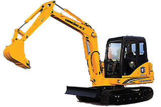 龙工 LG6060D 挖掘机图片